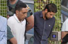 Katalonijos teroristai: kas apie juos žinoma?