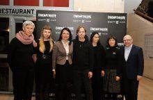 Kino retrospektyva Paryžiuje atidarė Lietuvos atkūrimo 100-mečiui skirtus metus