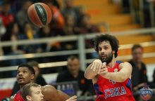 Maskvos CSKA vos išnešė sveiką kailį iš Bambergo