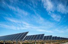 """""""Modus energy"""" investuos 45 mln. eurų į saulės energetiką Lenkijoje"""