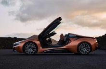 """""""BMW i8"""" turės naują kėbulo tipą"""