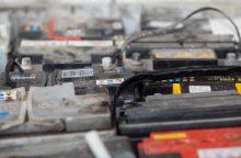 Patarimai, kurie automobilių pramonei padės tinkamai sutvarkyti atliekas