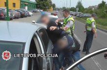 Klaipėdoje sulaikytas vaikų tvirkinimu įtariamas vyras
