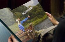"""Naujoje knygoje – ekspedicijos """"Nemunu per Lietuvą"""" dalyvių įspūdžiai"""