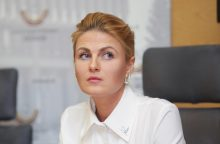G. Kildišienė teiks prašymą atstatydinti iš Seimo
