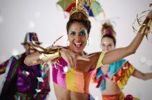 Sensacija Rio: karnavalo šokėja pasirodė su drabužiais