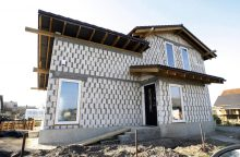 Būstų statytojams apribojo lengvatą