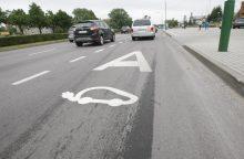 Elektromobiliams Klaipėdoje – palankesnės sąlygos