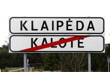 Miestas nori rajono žemių