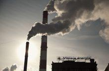 """""""Vilniaus energija"""" nebeatsiskaito su šilumos gamintojais"""