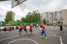 Po ketverių metų pertraukos savivaldybė vėl remia sporto projektus