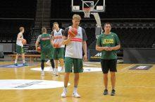 Lietuvos rinktinė mače su prancūzais sieks nutraukti pralaimėjimų seriją
