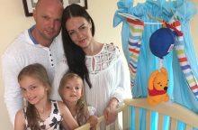 Kauno klinikose kuriamas pirmasis Lietuvoje motinos pieno bankas