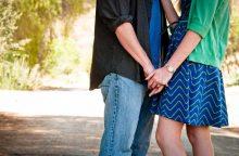 Kodėl per pirmą pasimatymą nereikia nei puoštis, nei dovanoti gėlių