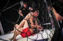 Kauno sporto halėje – MMA kovos