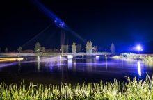Joninės Birštone kitaip: baseinų naktys ir naktinis plaukimas