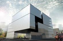 Kauno centre iškils naujas biurų pastatas