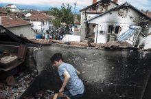 Jei ES nepadės spręsti Balkanų problemos, tai taps ir jos problema?