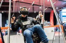 Vilniuje – pirmoji regione virtualios realybės patirčių paroda