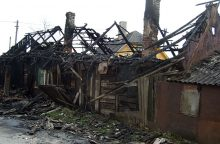 Radviliškyje – nerimas dėl pasikartojančių gaisrų, įtariami padegimai