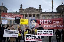 Naujas Vokietijos įstatymas leis šnipinėti ES nares ir institucijas