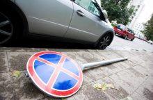 Automobilių saugojimo tvarka aikštelėse nesikeis