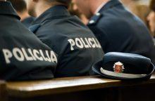 Dėl kyšių ėmimo policininkams gresia kalėjimas