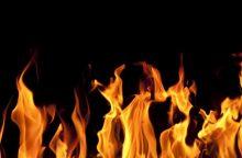 Raseinių rajone per gaisrą žuvo moteris