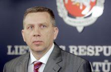 Generaliniam prokurorui ir jo pavaduotojams siūloma skirti apsaugą