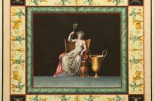 Parodoje – P. Smuglevičiaus raižiniai iš Nerono aukso rūmų