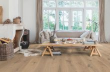 Naujo lygio interjeras: kokios turi būti grindys?
