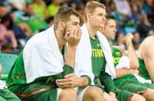 Ar olimpiadoje dalyvaujantys sportininkai gauna psichologinę pagalbą?