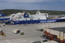 Keltai į Vokietiją ir Daniją plauks iš Centrinio Klaipėdos terminalo