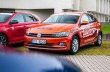 Konkurso išskirtinumas – ekonomiški automobiliai