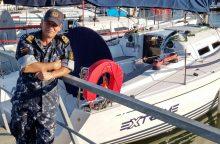 Prasidėjus plaukiojimo sezonui jūrininkas įspėja: jūra nėra romantiška